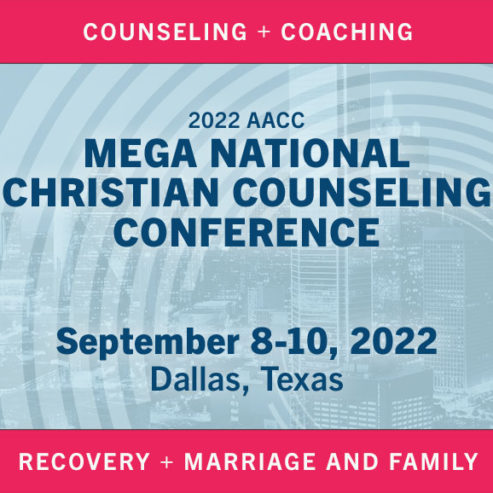 2022 Mega National Christian Counseling Conference